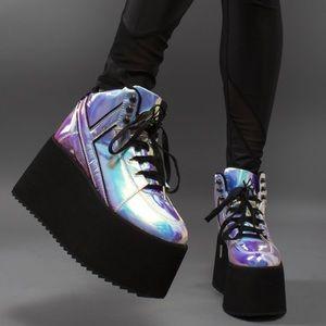 YRU Atlantis Qozmo Hi 2 Sneakers